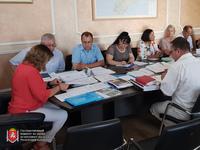 Руководство Госкомитета культнаследия РК приняло участие в заседании по вопросам пресечения и противодействия нарушений законодательства в отношении объектов культнаследия